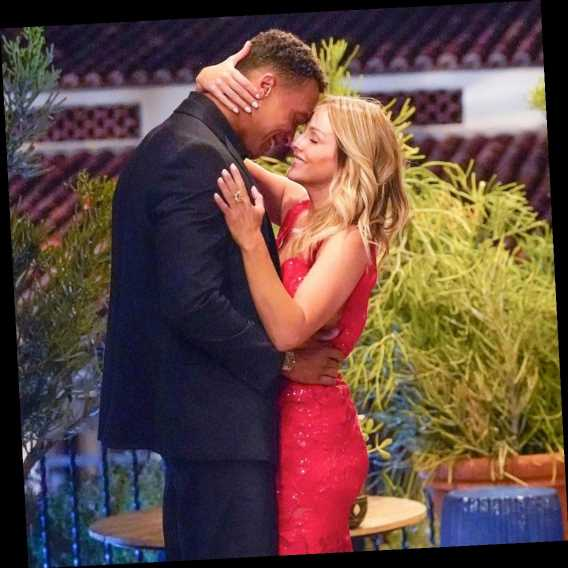 Clare Crawley and Dale Moss Are Engaged! Here's How The Bachelorette Proposal Went Down