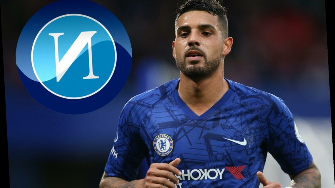 Chelsea 'in talks with Napoli over Emerson Palmieri loan transfer' as they look to cut squad wage bill