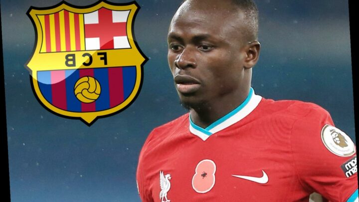 Barcelona can save £89m transfer fee on Sadio Mane as Liverpool's Philippe Coutinho 'surcharge' contract clause expires