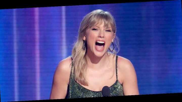 Taylor Swift Reacts To Her Six Grammy Nominations!