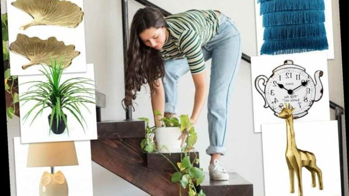 Cushions to clocks — give your home a High Street revamp during lockdown