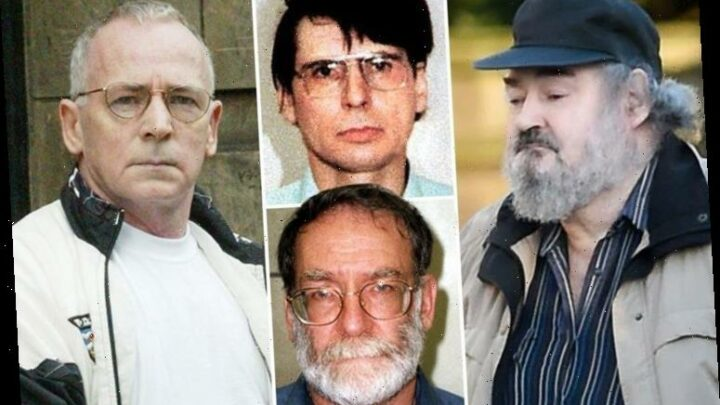 Who are the UK's worst serial killers? From Peter Sutcliffe and Dennis Nilsen to Harold Shipman – The Sun