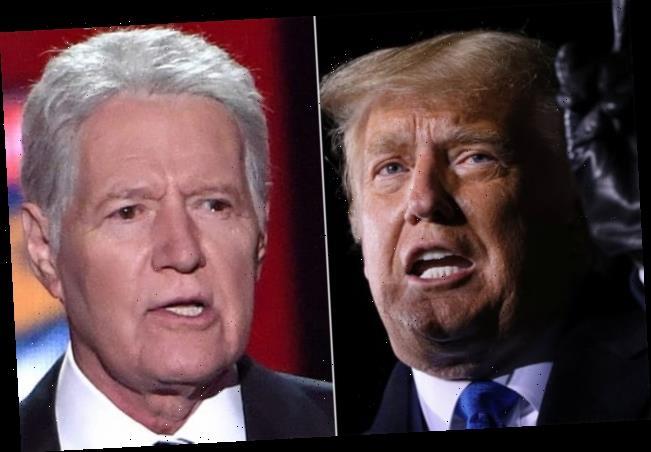 Donald Trump to Replace Alex Trebek as Jeopardy Host?!