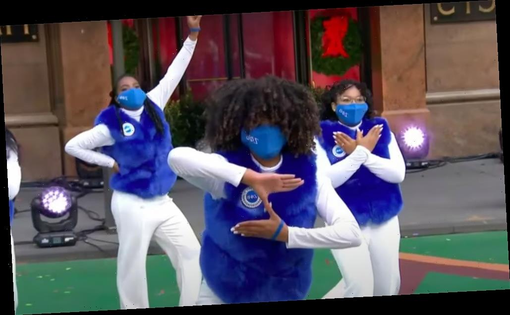 """Macy's Thanksgiving Day Parade Receives Backlash For Referring To Zeta Phi Beta Step Team As """"Diverse Dance Group"""""""
