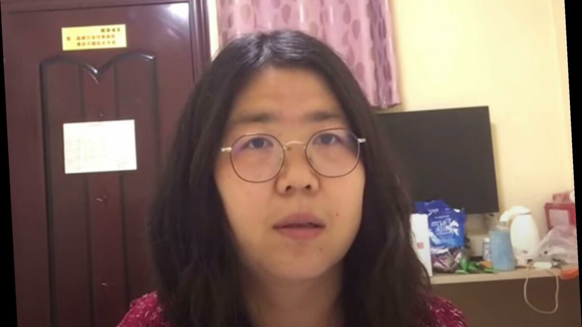 Citizen journalist facing jail in China for reporting on Wuhan's COVID-19 outbreak