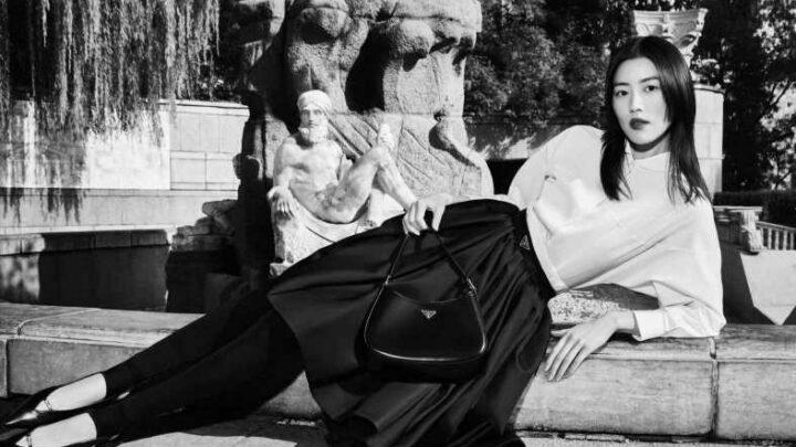 Prada Makes Big Push for Cleo Bag Debut in China