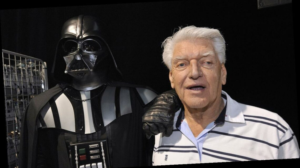 Darth Vader actor David Prowse dead at 85