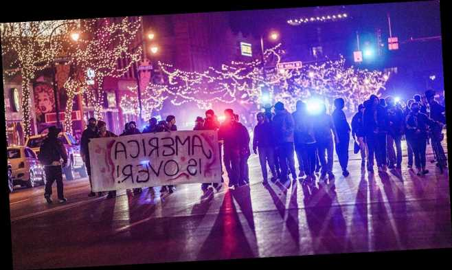 Minnesota college president offers to bail out students arrested in protests