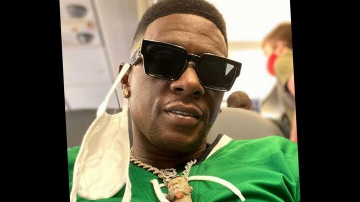 Boosie Badazz Hosting Thanksgiving Bash in Wheelchair After Getting Shot