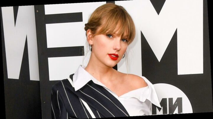 Taylor Swift Wins Artist of the Year at AMAs, Re-Recording Old Music
