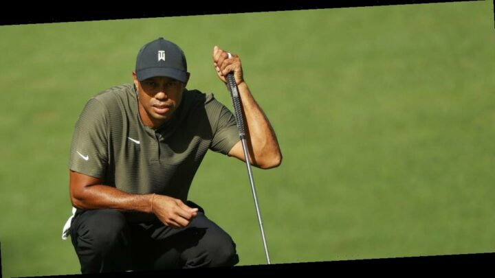 Tiger Woods shot his ever bogey-free opening round at the Masters, and it is a scary sign for the rest of the field