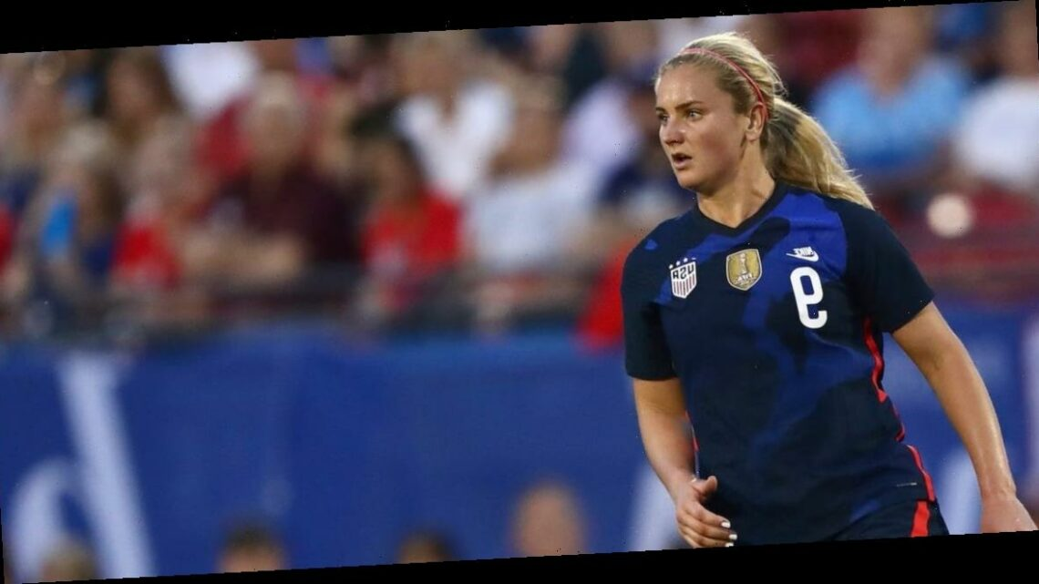 The USWNT will return to action without one of its most dominant stars after she tests positive for COVID-19