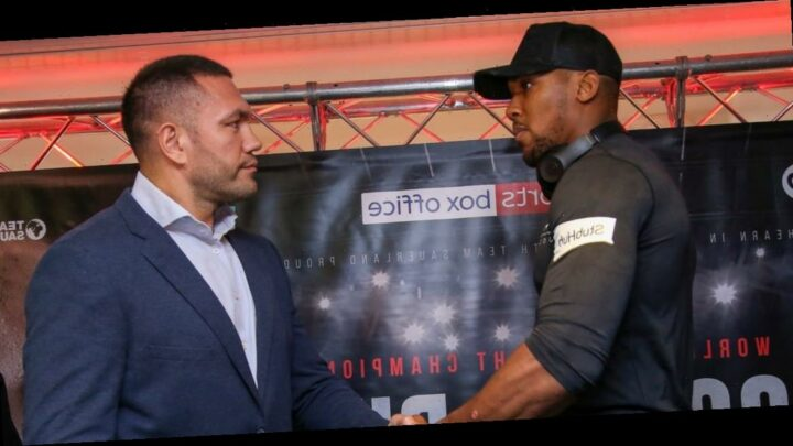 Kubrat Pulev says Anthony Joshua lacks mental toughness and he'll expose him December 12