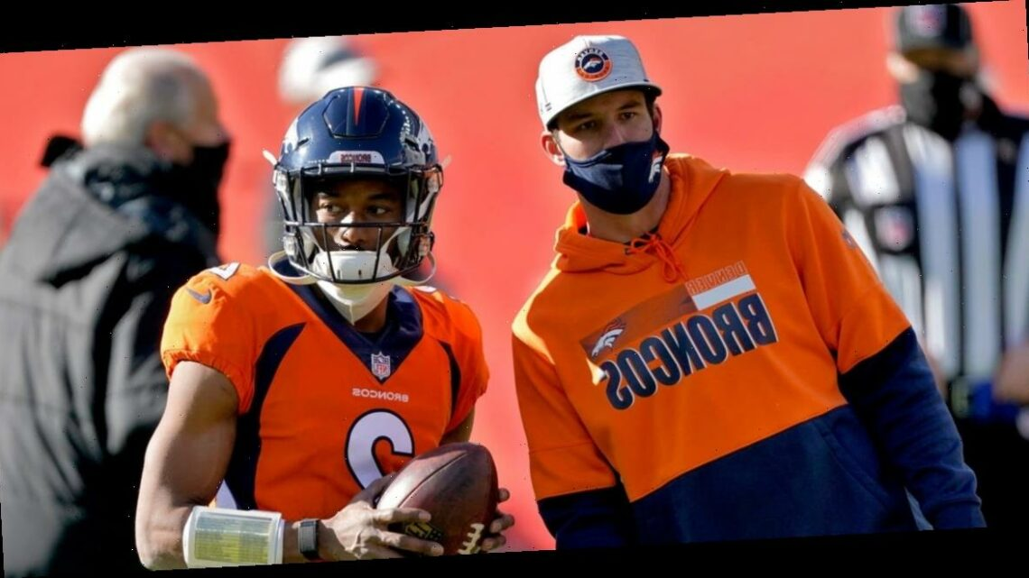 The Broncos wanted to use a coach as their quarterback after COVID restrictions left them without one, but the NFL said no way