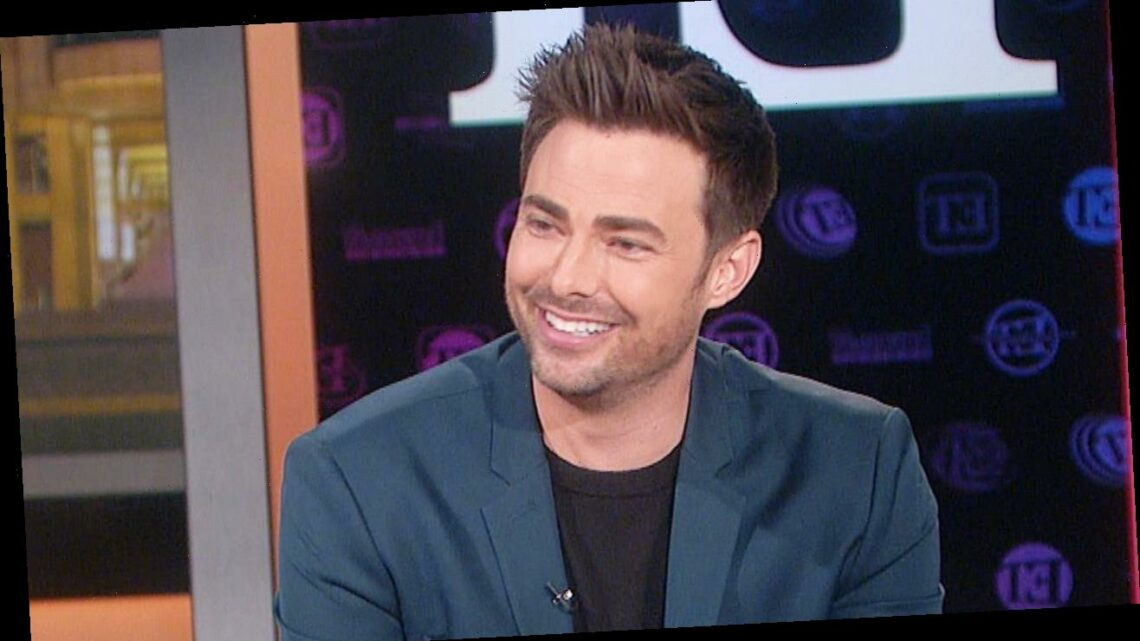 Jonathan Bennett on Portraying First Gay Couple in Hallmark Movie