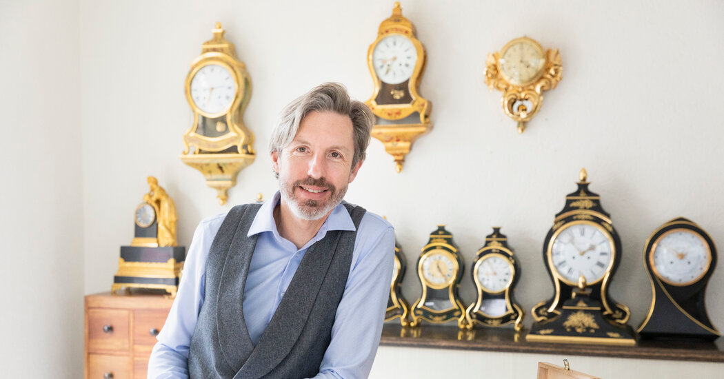 Has Time Run Out for a Traditional Swiss Clock?