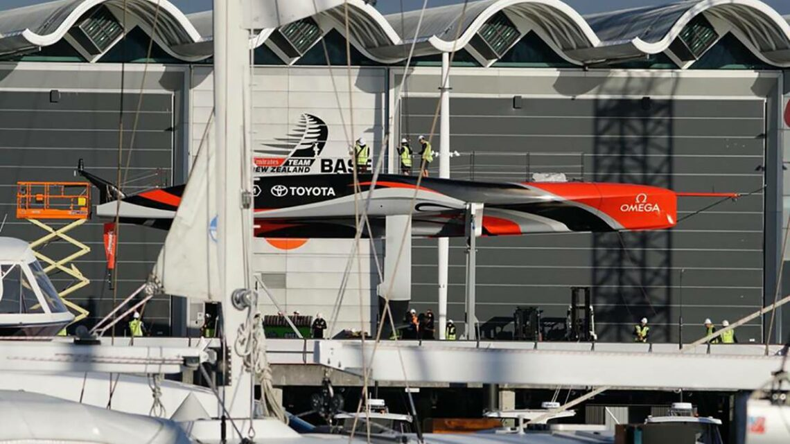 America's Cup 2021: AUT's sailing professor Mark Orams on why second Team NZ boat was delayed