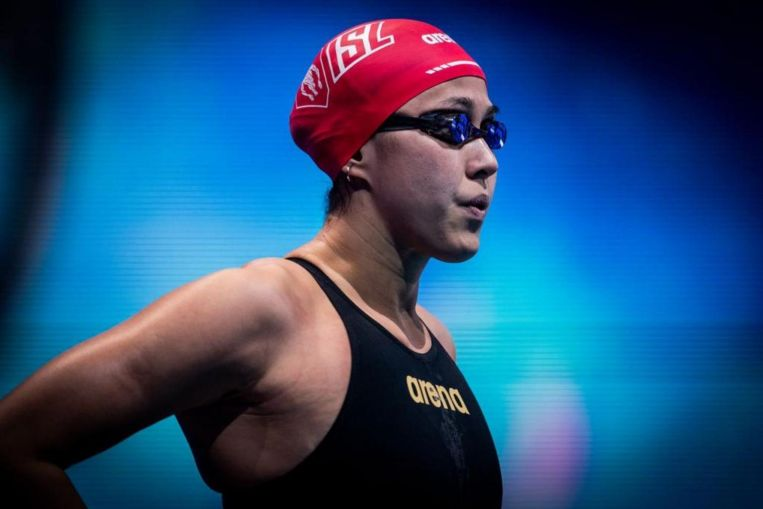 Swimming: Quah Ting Wen lowers her national short-course 50m freestyle record at ISL