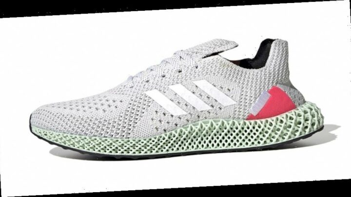 adidas Originals' 4D Runner adidas Energy Concepts Is a FUTURECRAFT for the Masses