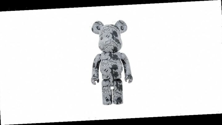 Medicom Toy's New BE@RBRICK Honors Keith Haring's Mickey Mouse Artwork