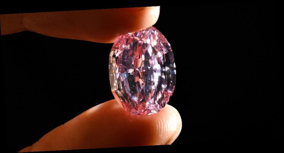 World's Largest Pink Diamond Has Auctioned for $26.6 Million USD