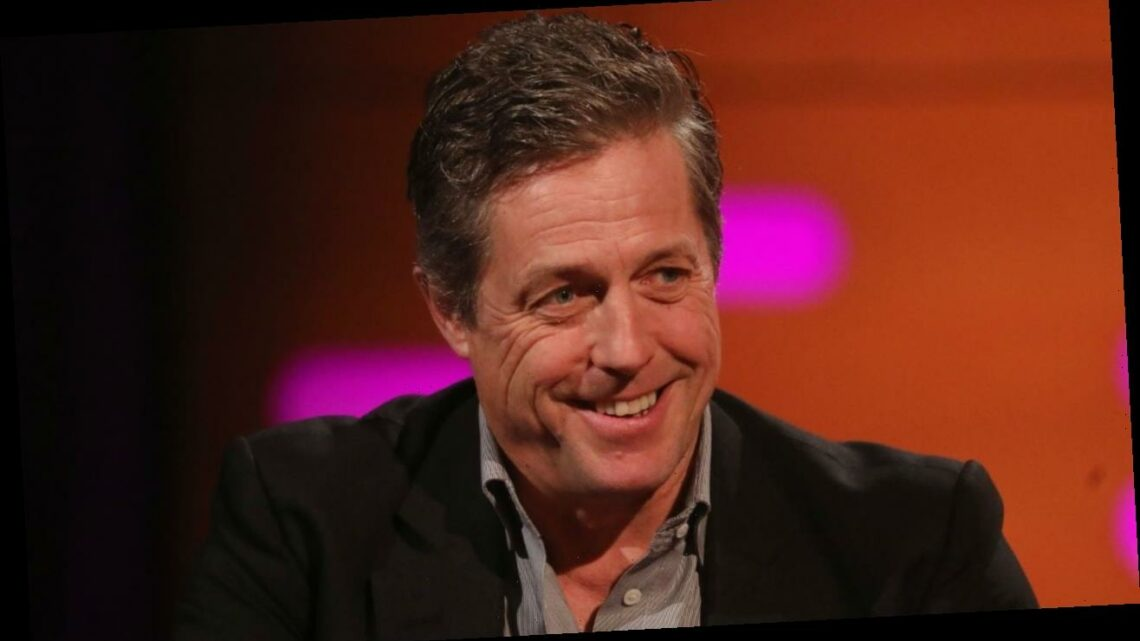 Hugh Grant's Kids Constantly Bring Him to Tears in His 'Old Age'
