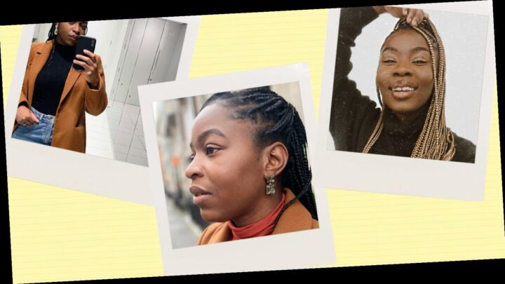 Are knotless braids the low-tension answer to box braids?