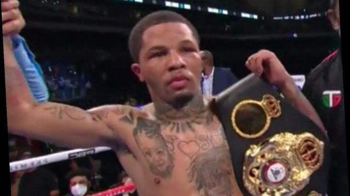 Gervonta Davis eyes Ryan Garcia vs Luke Campbell winner after stunning knockout win