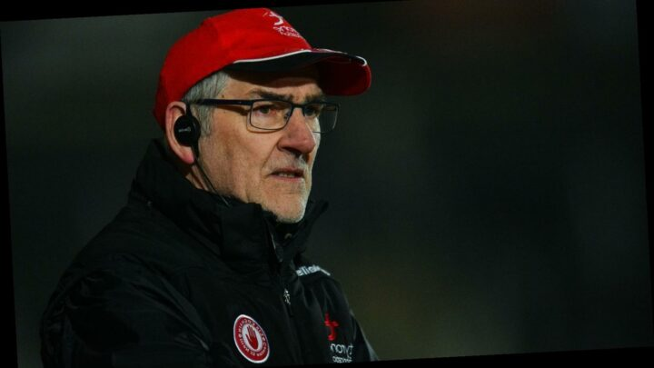 Mickey Harte's 18-year reign as Tyrone manager comes to an end