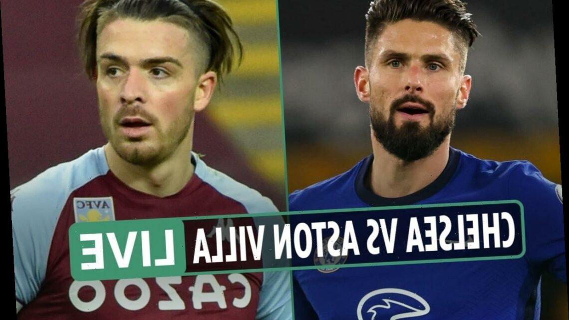Chelsea vs Aston Villa FREE: Live stream, TV channel, kick-off time and team news for Premier League fixture