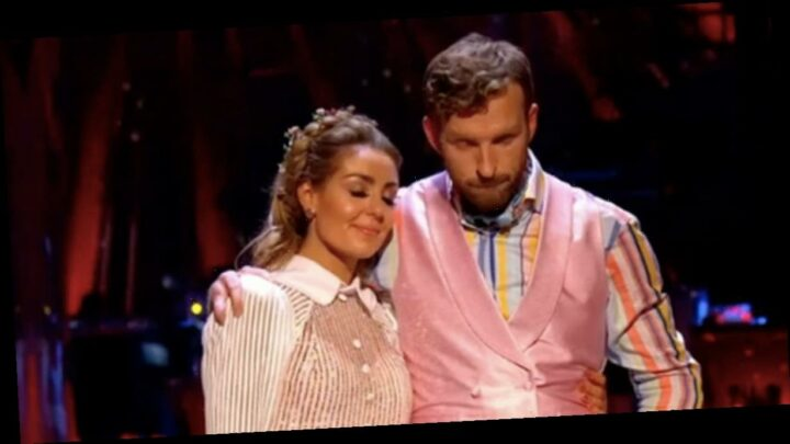 Strictly's JJ Chalmers and Amy Dowden axed as judges clash in final vote