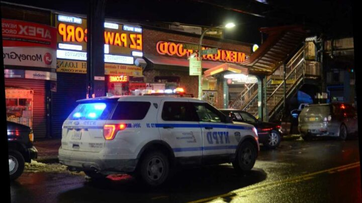 Two subway riders stabbed in fight over smoking