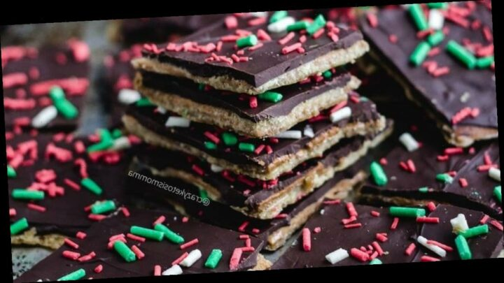 Foodies' 'Christmas crack' dessert recipe will leave your mouth watering