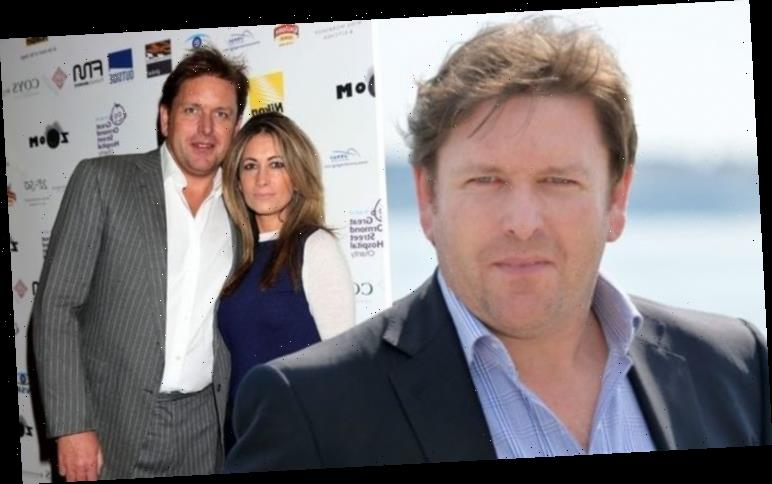 James Martin girlfriend: How long has James and partner Louise been together?