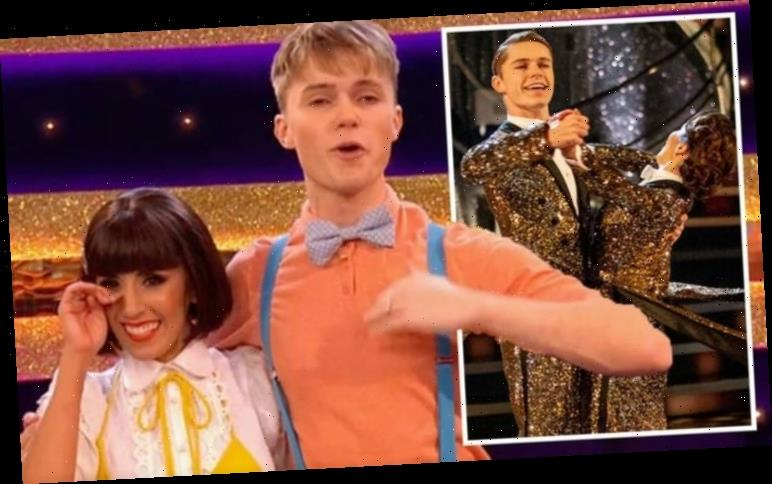 Janette Manrara in tears as HRVY pleads for Strictly fans to get herto first ever final