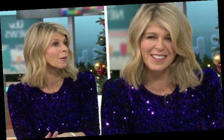 Kate Garraway's appearance delights Good Morning Britain viewers 'Looking amazing!'