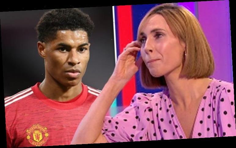 The One Show cancelled: Alex Jones won't host BBC show as Marcus Rashford documentary airs