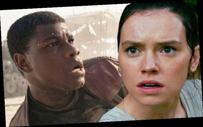 Star Wars writer was 'forced to cut' Rey and Finn romance in The Force Awakens