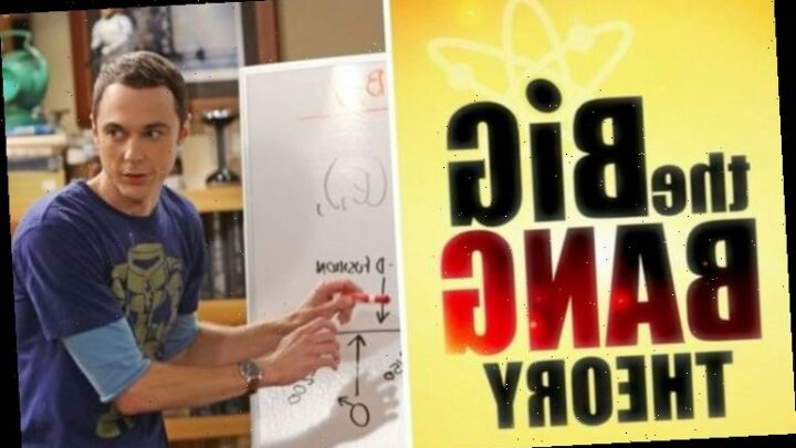Big Bang Theory blunder: Fans spot major error in series' opening credit sequence