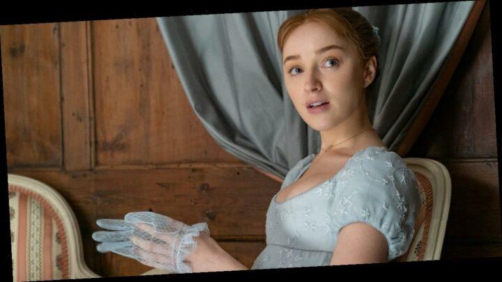 Bridgerton's Phoebe Dynevor had 'full-blown panic attack' in very PG scene