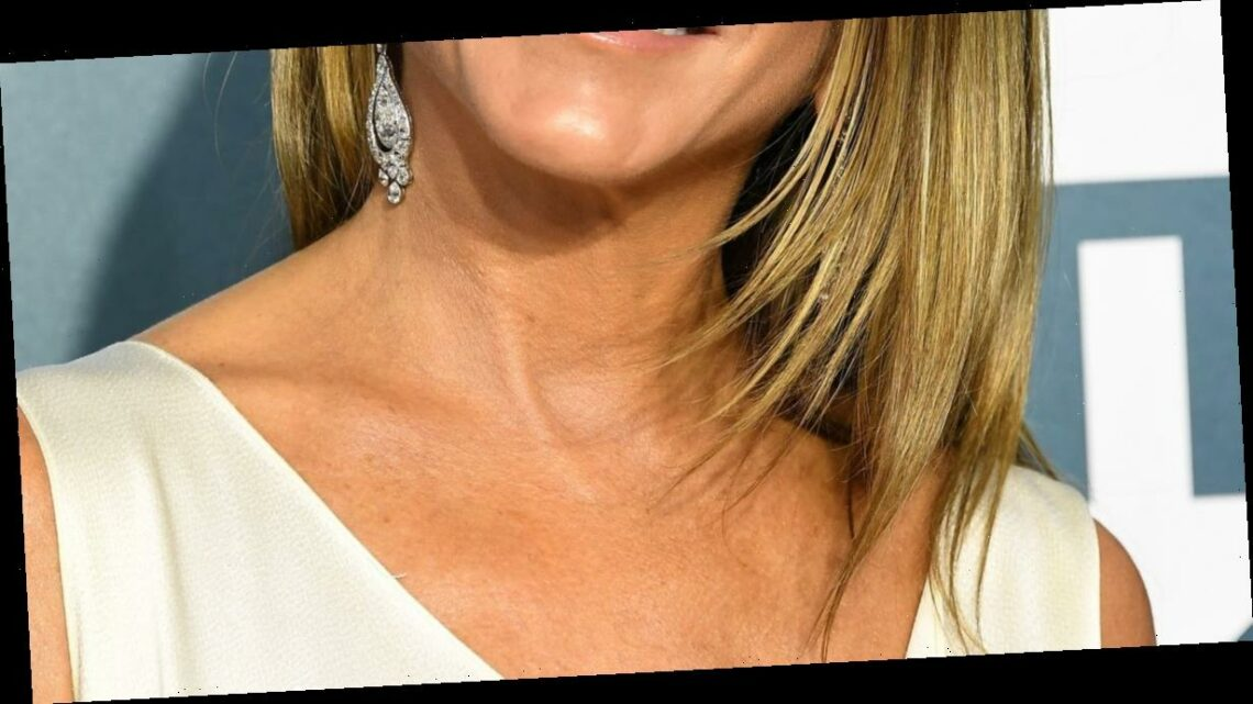 Jennifer Aniston branded 'tone deaf' after posting coronavirus themed Christmas decoration