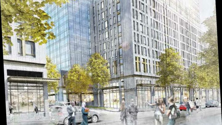 Mayor de Blasio will block construction of towers near Brooklyn Botanic Garden