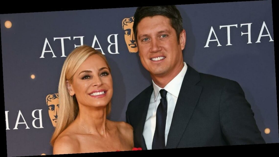 How Vernon Kay and wife Tess Daly met –inside their 'work in progress' relationship