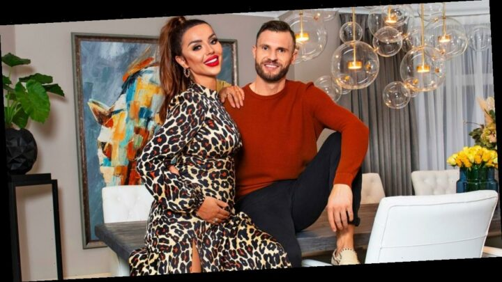 Inside RHOC star Nermina Pieters-Mekic's stunning home she shares with footballer husband Erik as they announce pregnancy