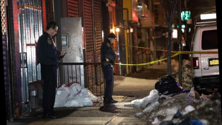 One killed, another wounded in Brooklyn shooting: cops