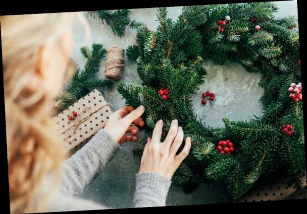 These 9 Dollar Store Christmas Decor Hacks From TikTok Will Up Your Decorating Game