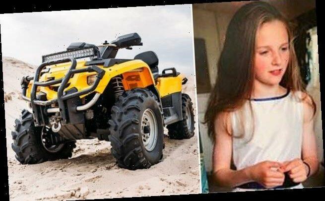 Girl, 13, died in farm quad bike accident