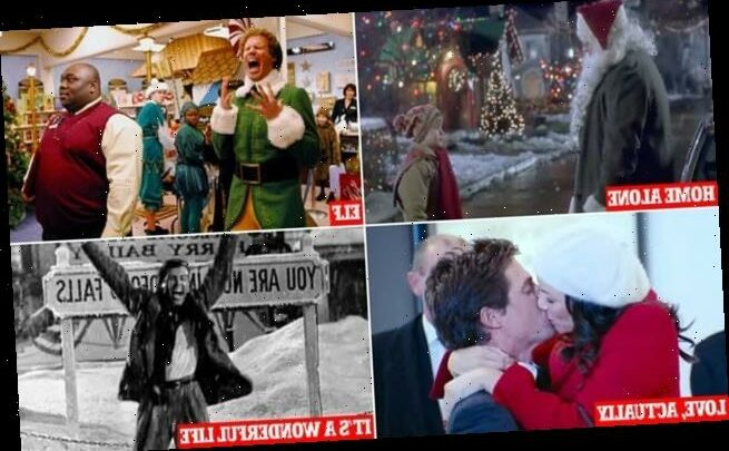 Britain's favourite Christmas movie moments – did yours make the list?