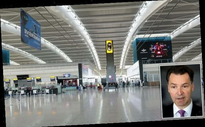 Heathrow saw SIX MILLION less passengers last month than last November
