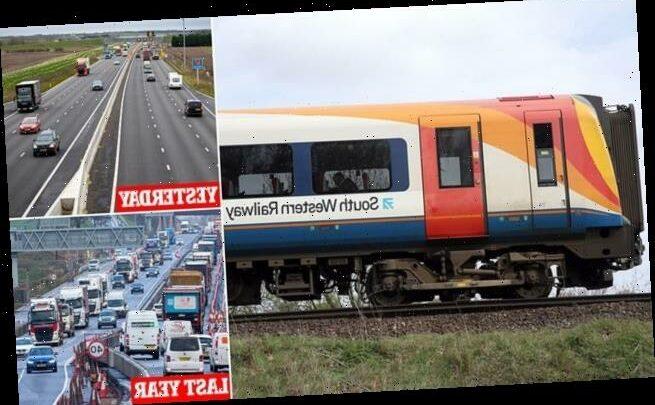South Western Railway cancels trains into London amid staff shortages